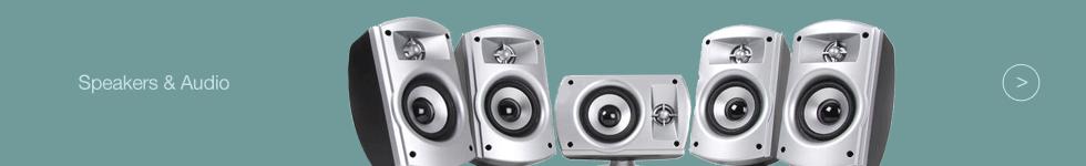 Speakers and Audio