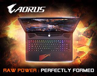 Aorus Laptops