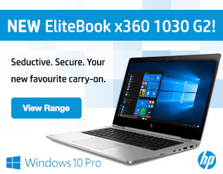 New HP Elitebook x360 1030 G2