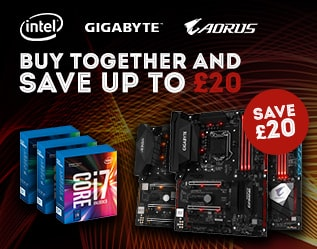 Intel Gigabyte Bundle