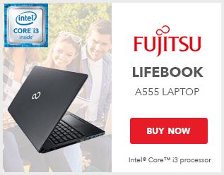FUJITSU Notebook LIFEBOOK A555