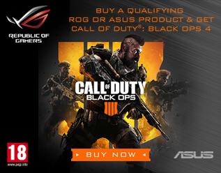 ASUS - Black Ops 4