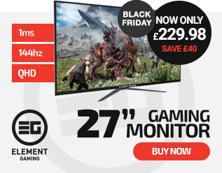 Element 27 inch Gaming Monitor