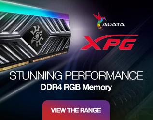 XPG DDR4 Memory