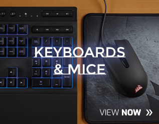 Browse our Keyboards & Mice