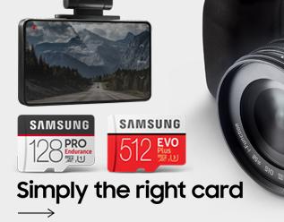 Samsung Memory Cards