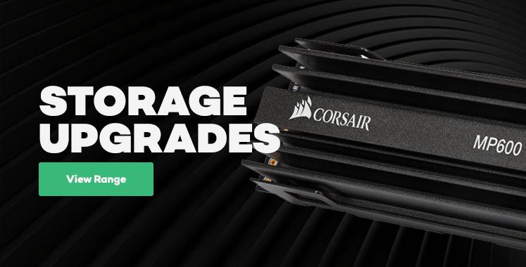 Storage Upgrades