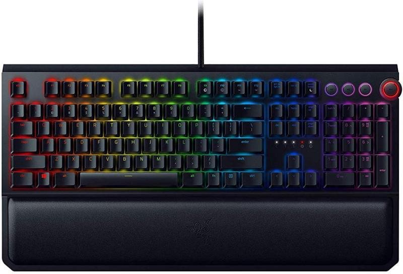 Razer BlackWidow Elite Mechanical Gaming Keyboard - Green Switch