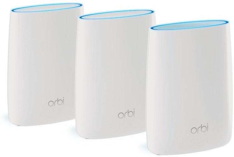 Netgear RBK53 Orbi Whole Home Mesh Wi-Fi System (3 Pack)