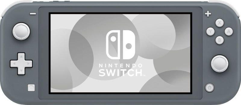 Nintendo Switch HW Lite - Grey