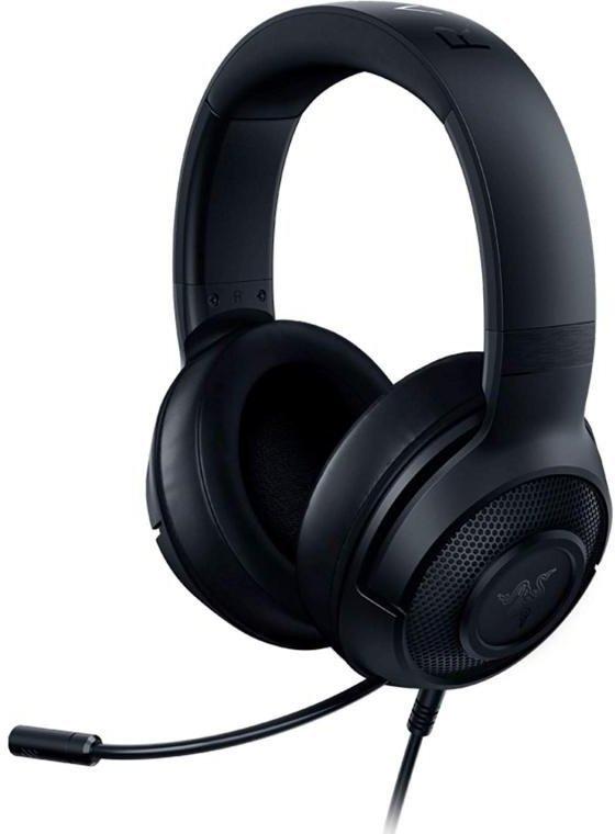 Razer Kraken X Lite Ultralight Gaming Headset: 7.1 Surround Sound Capable