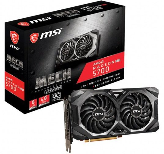 MSI Radeon RX 5700 MECH GP OC Graphics Card