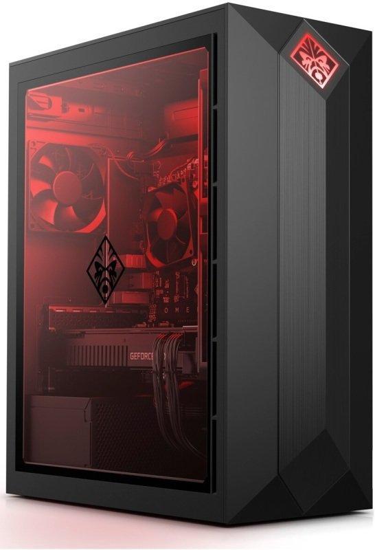 OMEN by HP Obelisk 875-0075na Ryzen 7 16GB RAM 2TB HDD 256GB SSD RTX 2060 Gaming Desktop PC
