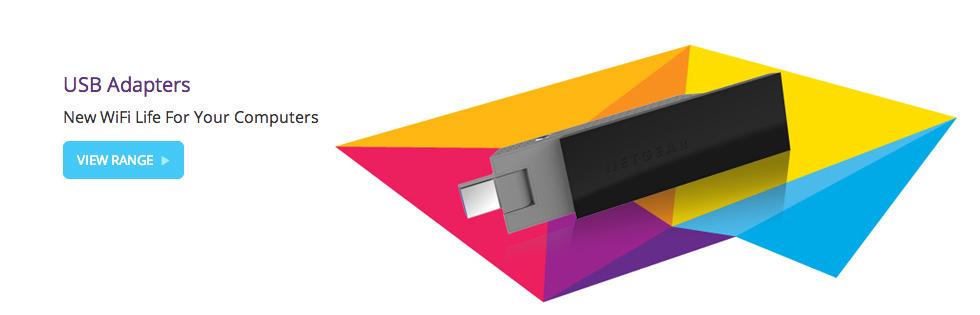 Netgear USB Adapters