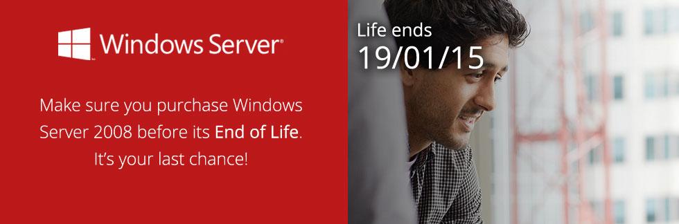 Server Page Header