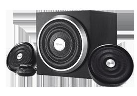 GXT 621 2.1 Power Sound Speaker Set